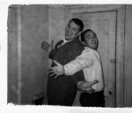Emilio  Defusco and Neal Wellins taken in the late 1950s.