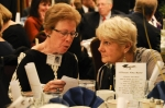 Mary Ann Seastrand (DeFranco) and Bunny Caplan (Spevock)